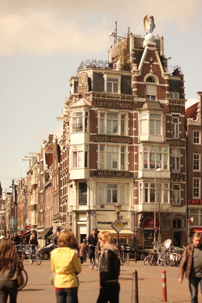 アムステルダムの街並み #1