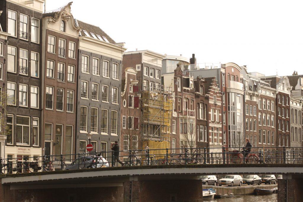 アムステルダムの街並み #2