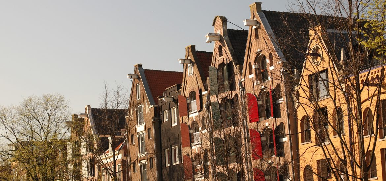 アムステルダムの街並み #3