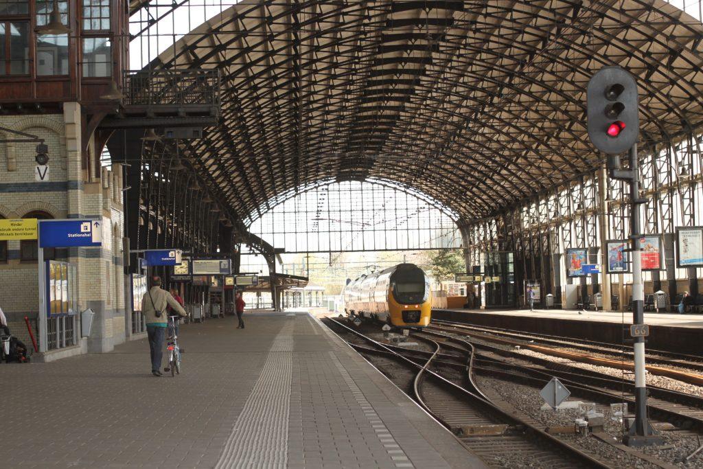 オランダ・ハーレム駅