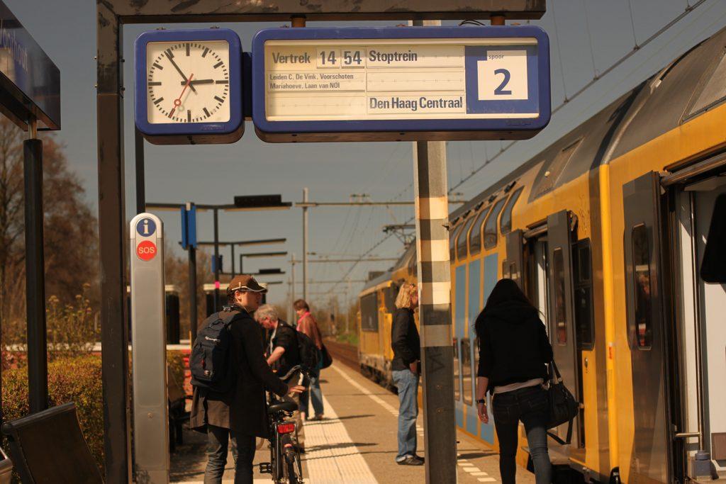 オランダ・フォールハウト駅