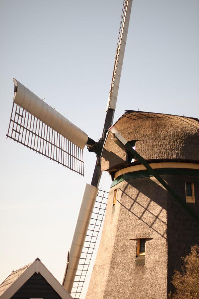 オランダの風車 #2
