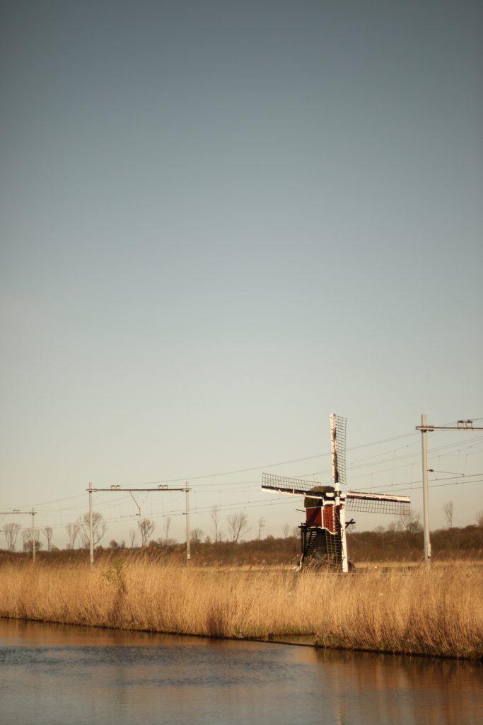 オランダの風車 #3
