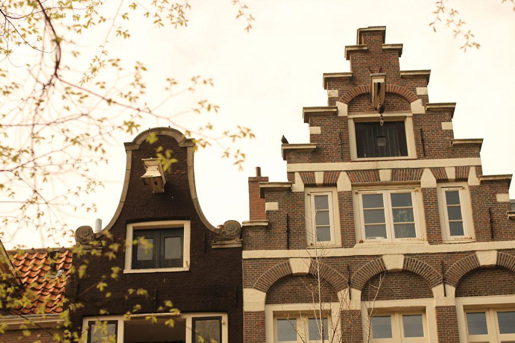 アムステルダム・壁のフック