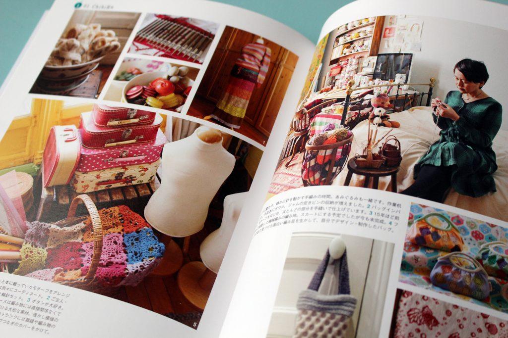31人の編みものLife - ChibiRu のページ