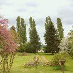 ラ・シャルノワールの庭