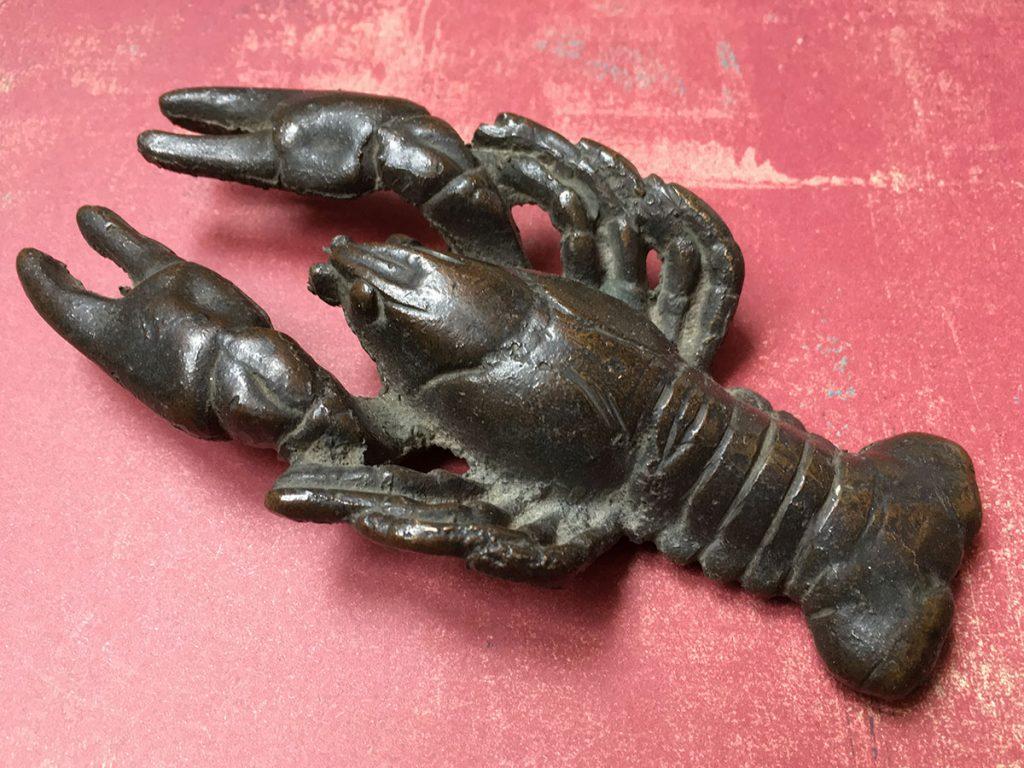 1920-30頃のオマール海老のぶんちん