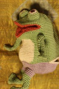 Marionnette de Grenouille n°4