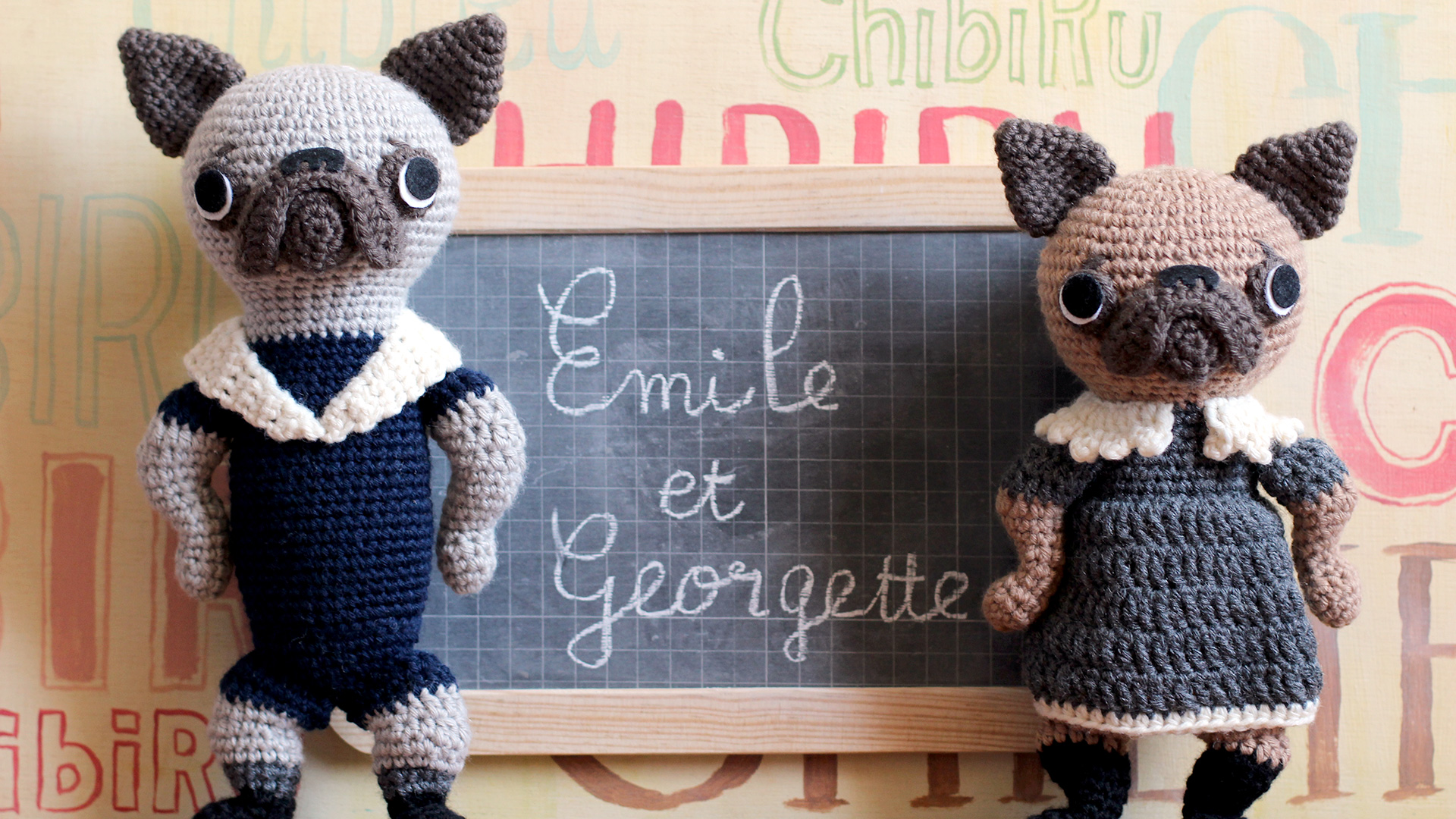 Émile & Georgette - Zoomup