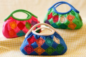 Spica Bags in bag