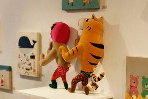 Tigre et Catcheur - Back