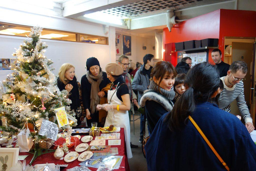 Cadeaux de Noël 2016 Vernissage