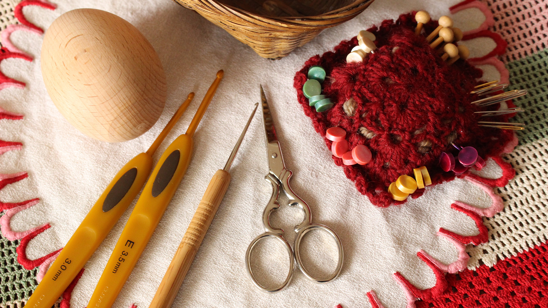 ChibiRu 編み道具