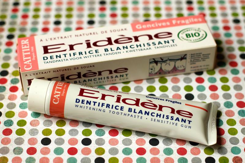 Eridène - dentifrice