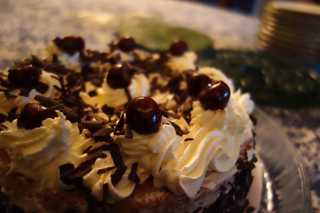 黒い森という名のケーキ