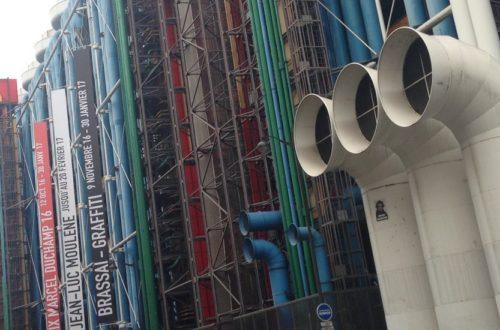 L'Atelier-Workshop au Centre Pompidou