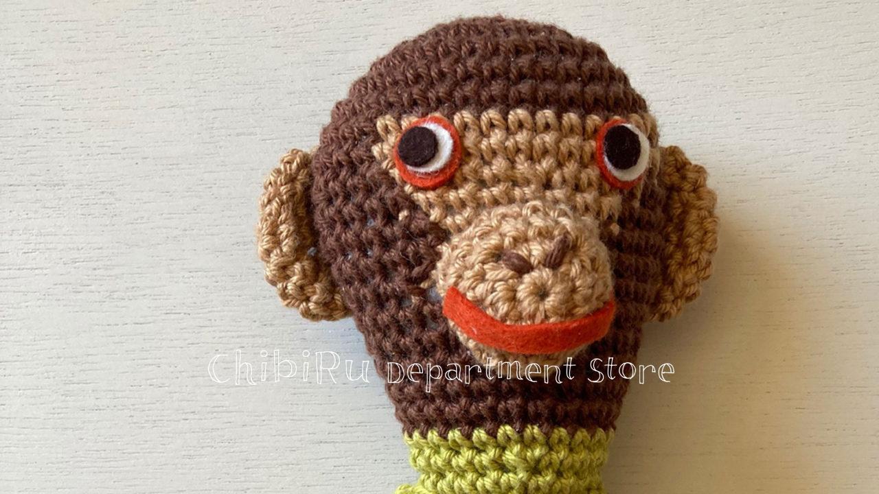 チンパンジーのマエル